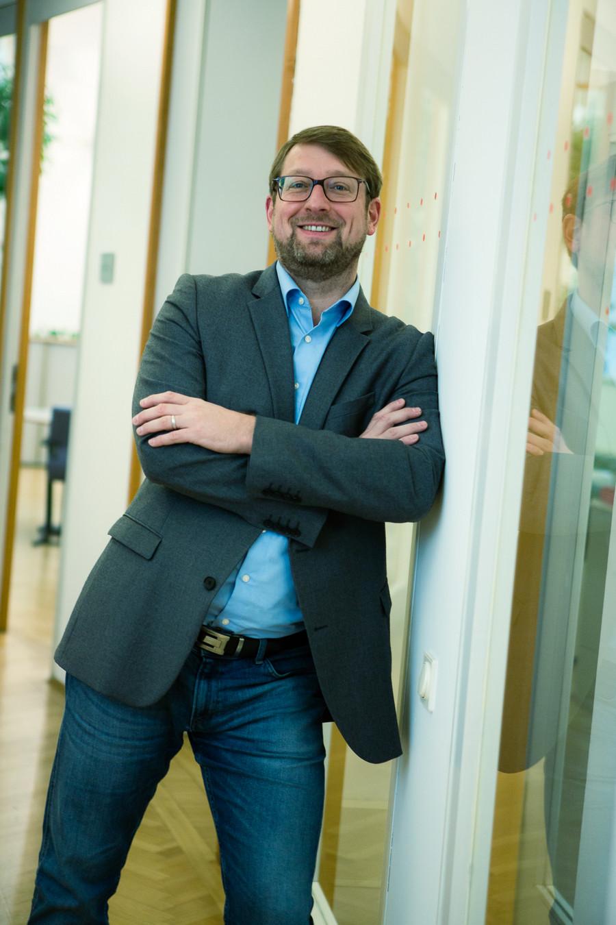 Portrait von Mag.iur. Mario Wolfram
