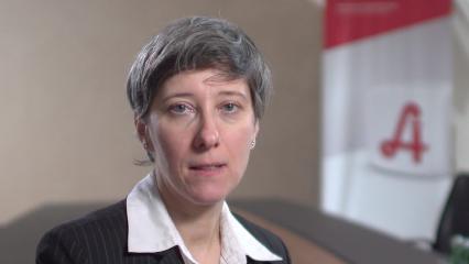Erika Gutlederer-Leskovar, Rechtsabteilung Österreichsicher Apothekerverband