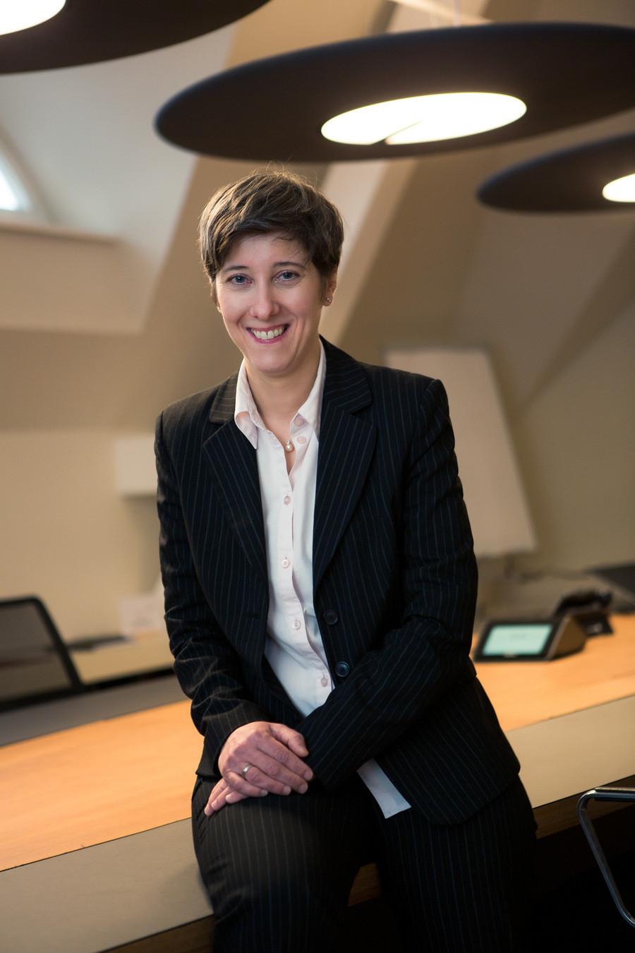 Portrait von Mag. iur. Erika Gutlederer-Leskovar, LL.M.