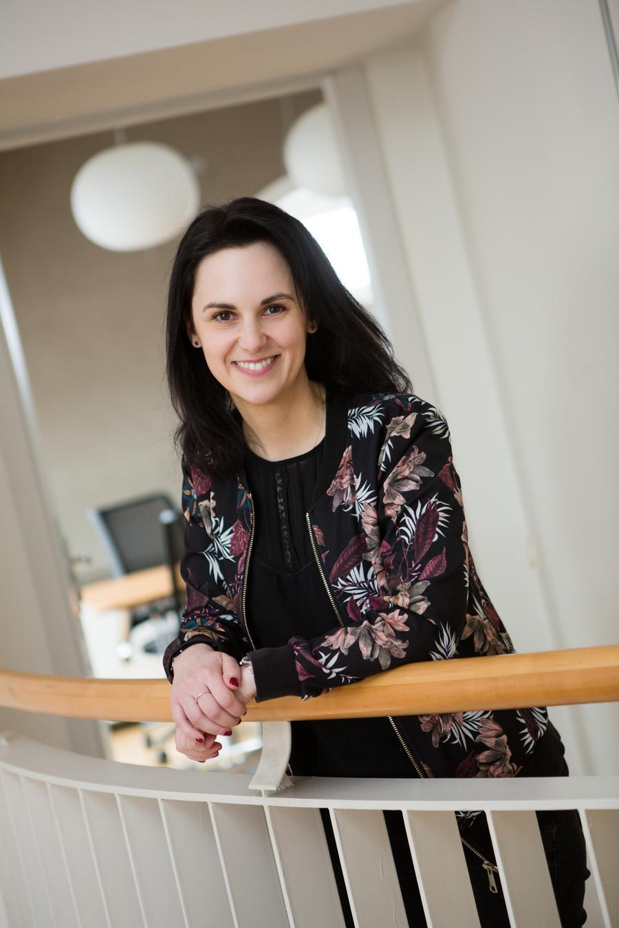 Portrait von Dr.in Martina Michor