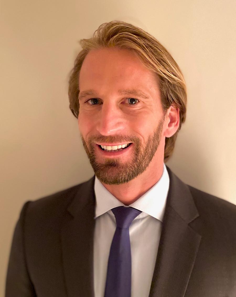 Portrait von Alexander Lackinger, BSc
