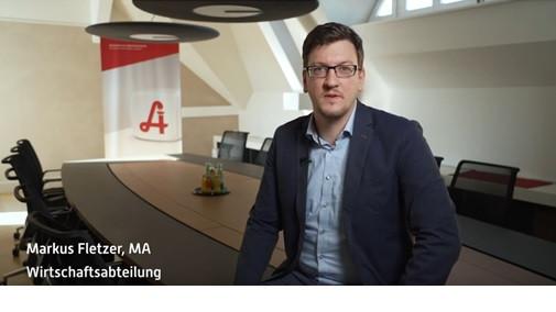 Markus Fletzer, Wirtschaftsabteilung Apothekerverband